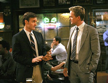 How I Met Your Mother S03E18 Casting de potes