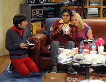 The Big Bang Theory S01E06 Les allumés d'Halloween
