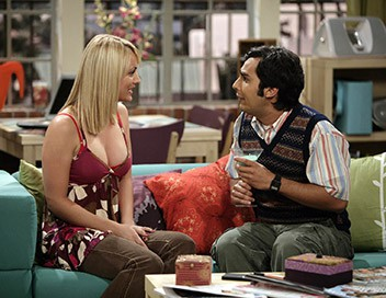The Big Bang Theory S01E08 L'effet sauterelle