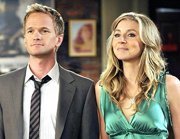 How I Met Your Mother S04E03 J'adore le New Jersey