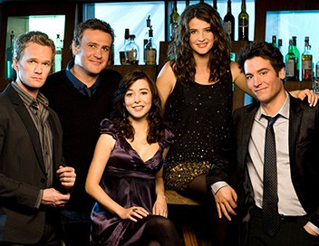 How I Met Your Mother S04E07 La fête des non-pères