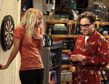 The Big Bang Theory S01E10 La descente aux enfers du sujet Loobenfeld