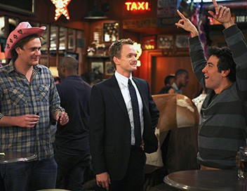 How I Met Your Mother S04E08 Savez-vous dire woooo ?