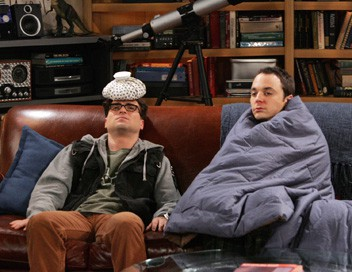 The Big Bang Theory S01E11 Alerte aux microbes
