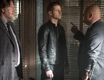 Gotham S03E01 Paradis perdu