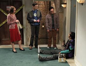 The Big Bang Theory S05E06 Le dilemme de Leonard