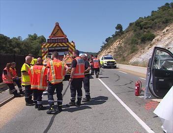 Enquête sous haute tension Police, pompiers, Samu : un été chaud sur la Côte d'Azur (n°2)