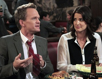 How I Met Your Mother S08E09 Le coup du homard