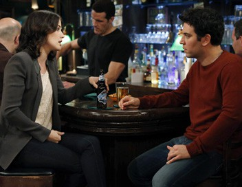How I Met Your Mother S08E13 Groupe ou DJ ?