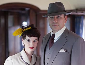 Agatha Christie : Associés contre le crime S01E01 Mr Brown