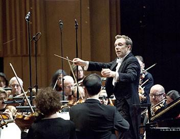 Daniel Harding et l'Orchestre de Paris : Berg et Mahler