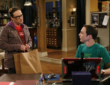 The Big Bang Theory S01E13 La conjoncture du Batbocal