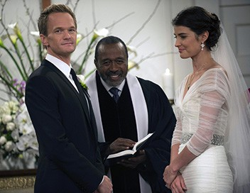 How I Met Your Mother S09E22 Le mariage