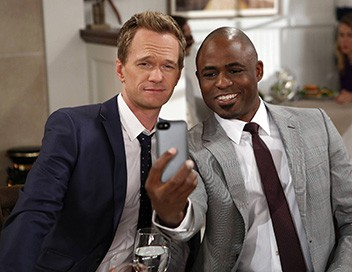 How I Met Your Mother S09E02 Je reviendrai !