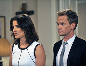 How I Met Your Mother S09E06 Ted et la dernière croisade