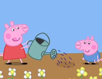 Peppa Pig S01E10 Le jardinage