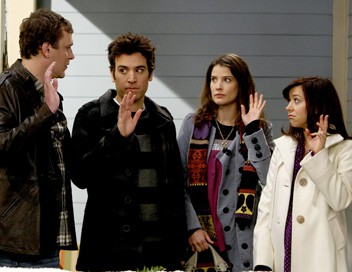 How I Met Your Mother S04E15 La famille Stinson