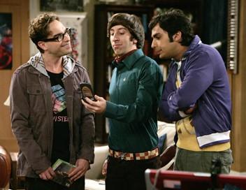The Big Bang Theory S01E15 La soeur jumelle