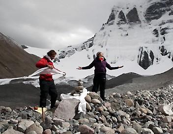 La montagne magique, sur les chemins du Kailash