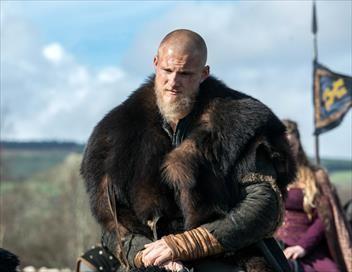 Vikings S05E16 Le bouddha
