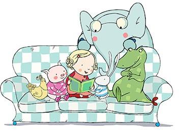 Tilly et ses amis S01E25 Tilly sans queue