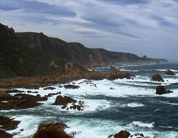 Vues d'en haut S09E00 La pointe Sud de l'Afrique