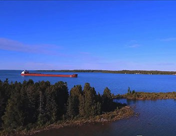 Croisière insolite S01E00 Les grands lacs nord-américains