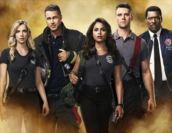 Chicago Fire S06E18 Les fédéraux