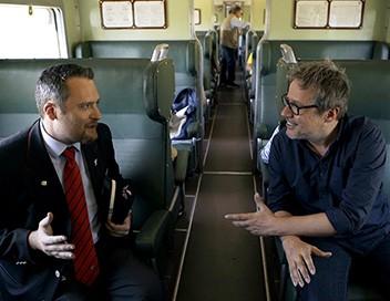 Des trains pas comme les autres S07E00 Italie du Nord, de Gênes à Venise (1/2)