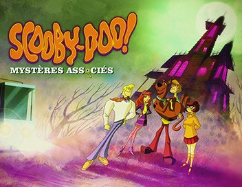 Scooby-Doo, Mystères Associés S01E11 L'élixir du vampire