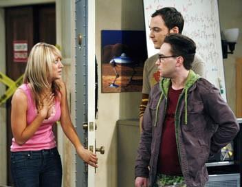 The Big Bang Theory S01E01 La nouvelle voisine des surdoués