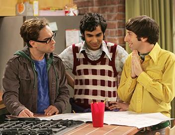 The Big Bang Theory S01E02 Des voisins encombrants