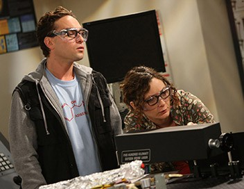 The Big Bang Theory S01E03 Le corollaire de poils aux pattes