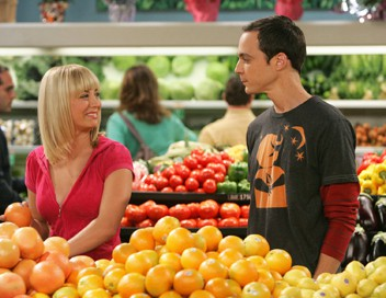 The Big Bang Theory S01E04 Les poissons luminescents