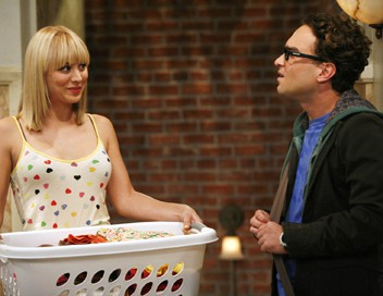 The Big Bang Theory S01E05 Le postulat du hamburger