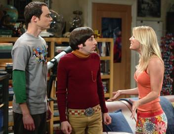The Big Bang Theory S01E16 Réaction !