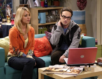 The Big Bang Theory S01E17 La rupture