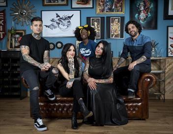 Tattoo Cover : Sauveurs de tatouages S02E00 Episode 6