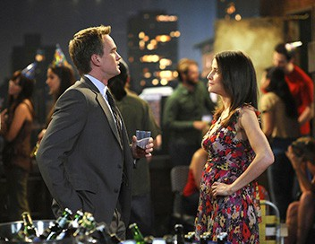 How I Met Your Mother S04E24 Le grand saut