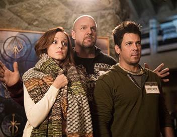 Flynn Carson et les nouveaux aventuriers S03E03 La réunion des forces du mal