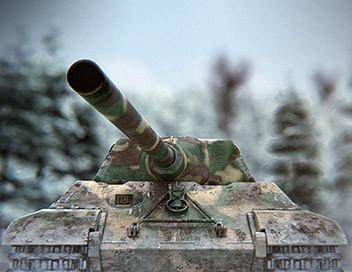 Tank, les grands combats S01E06 La bataille des Ardennes : l'attaque des panzers SS
