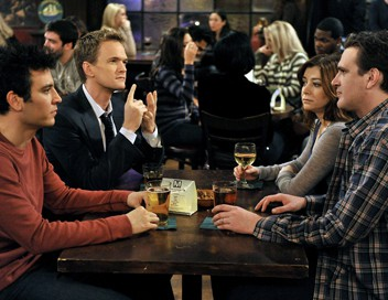 How I Met Your Mother S05E05 Double citoyenneté