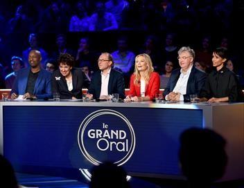 Le grand oral Qui sera la meilleure oratrice ou le meilleur orateur ?