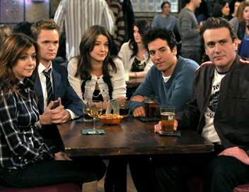 How I Met Your Mother S05E14 Une semaine d'enfer