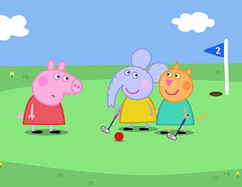 Peppa Pig S02E43 La dispute replay