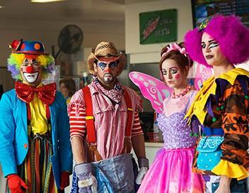Flynn Carson et les nouveaux aventuriers S03E05 Cauchemar à la fête foraine