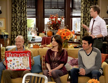 How I Met Your Mother S05E09 Qui veut donner une baffe ?
