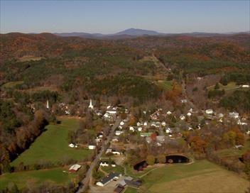 Vues d'en haut S09E00 Les fermes du Vermont