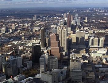 Vues d'en haut S09E00 Atlanta et sa région