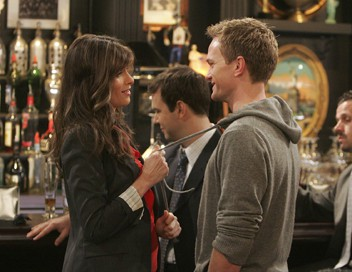 How I Met Your Mother S05E13 Gros caramel mou